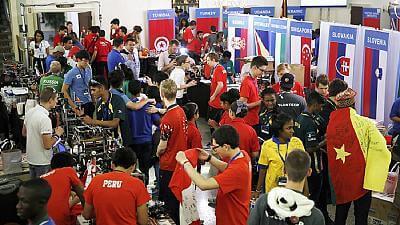 SA Robotics Competition