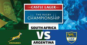 SA vs Argentina - Victory