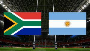 SA vs Argentina