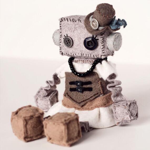 Voodoo Robot