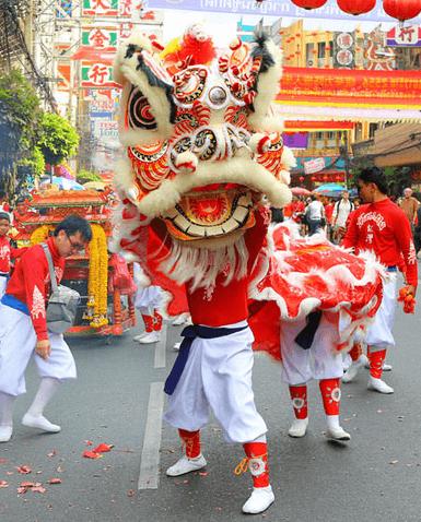 chinese newyear celebrations
