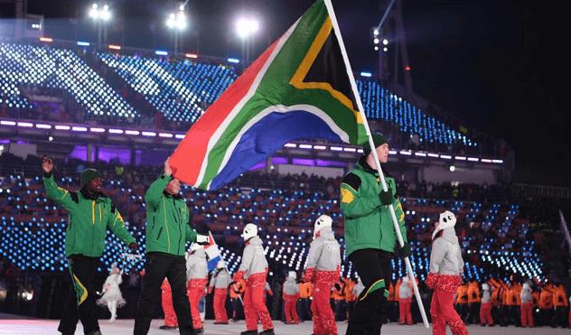 connor wilson leading SA team at winter olympics 2018