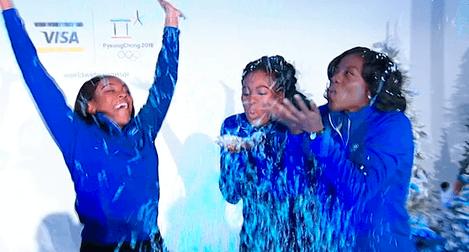 nigeria's winter olympians