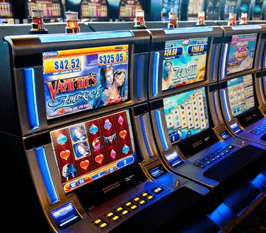 Progressive Slot Game