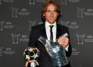 UEFA Player of the Season