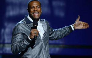 chris tucker performing