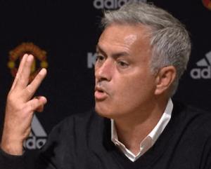 Mourinho rants