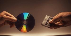 Laser disc
