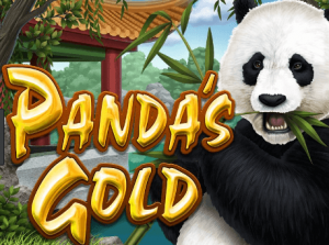 Panda's Gold online slot cover image