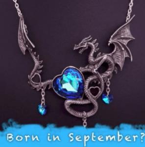 septmber sapphire