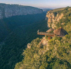 The Oribi Gorge View