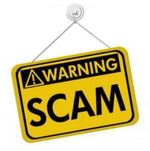 Warning of Blacklisted online Casinos Scams