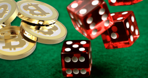bitcoins have become of pf the laeding online casino trends