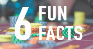 Picture talking about the 6 cool online casinos facts