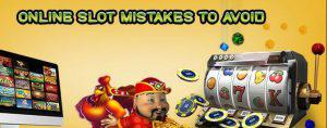 Pic Showing Online Slot Games Mistakes