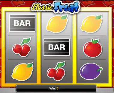 a picture of a classic online slot