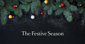 The beauty of Festive season