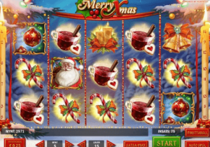Online Slots to play on christmas