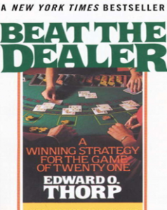 Best Gambling books by Edward Thorp