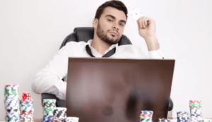 Online Casino Players meditation