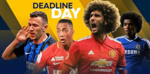 January transfer deadline day news