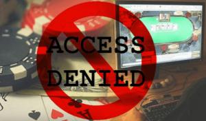 Online Casino Accounts Blocked