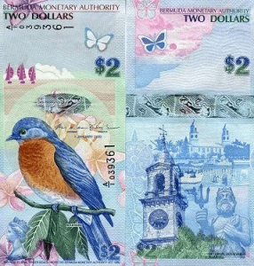 Beautiful Banknotes of Bermuda