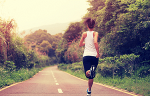 Jogging guide to keep you strong