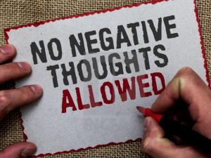 Abolish Negative thoughts