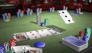Texas Holde'm Poker Online