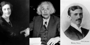 Weirdest Geniuses of all time