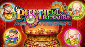 Plentiful Treasure Online Slot. Play for Real money