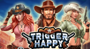 Trigger  happy online slot for online casino players