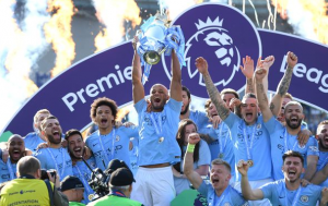 Manchester City 2018/19 champions